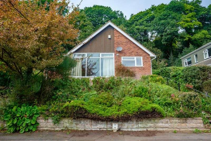 2 Bedrooms Detached Bungalow for sale in Henwood Road, Compton, Wolverhampton