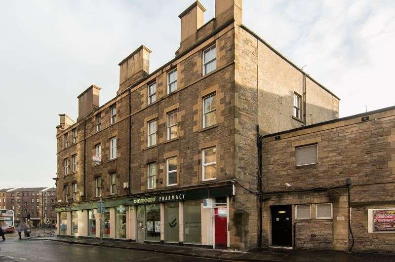 1 Bedroom Flat for sale in 1/6 West Tollcross, Tollcross, Edinburgh, EH3 9BP