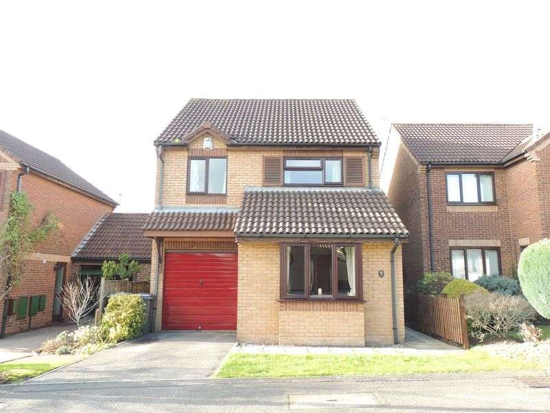 4 Bedrooms Detached House for sale in Howes Close, Barrs Court, Bristol