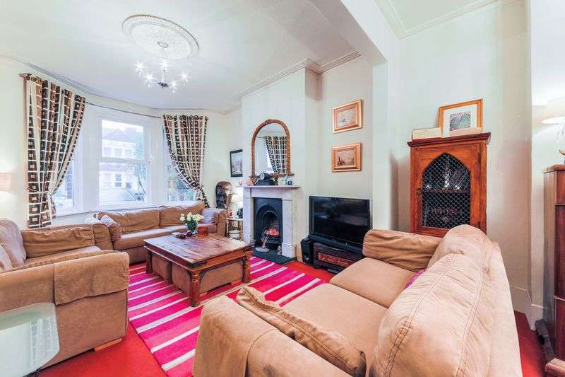 5 Bedrooms Semi Detached House for sale in Lewin Road, London