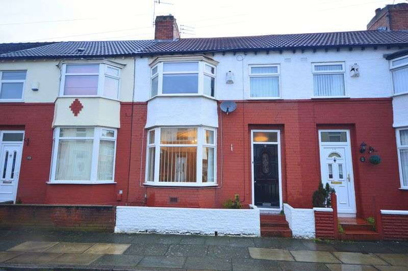 3 Bedrooms Terraced House for sale in Corndale Road, Mossley Hill
