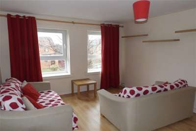 2 Bedrooms Flat for rent in Succoth Street, Anniesland