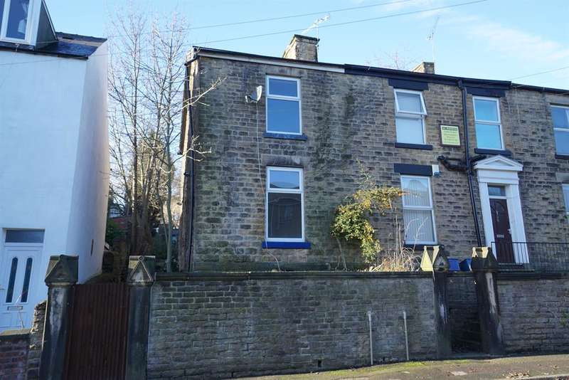 3 Bedrooms Semi Detached House for sale in Burns Road, Crookesmoor, Sheffield, S6 3GJ