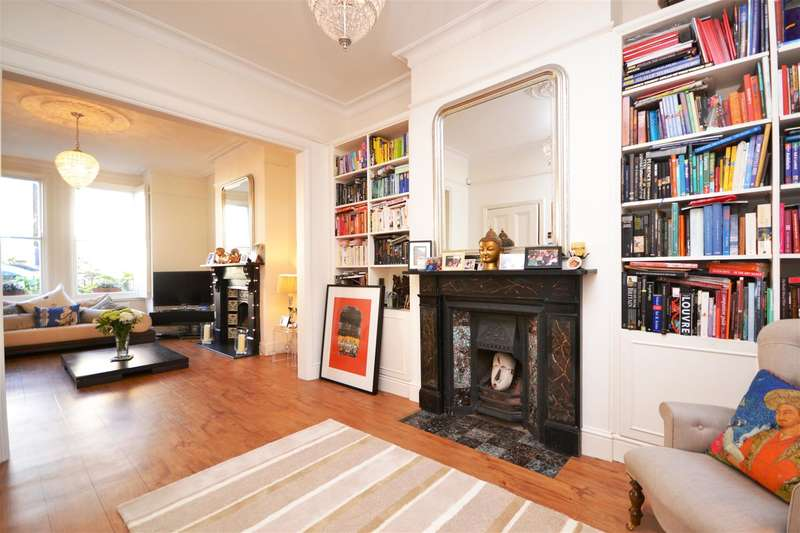 5 Bedrooms Terraced House for sale in Durham Road, East Finchley, London, N2