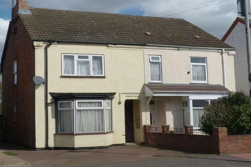3 Bedrooms Semi Detached House for sale in Fletton Avenue, Fletton, Peterborough, PE2