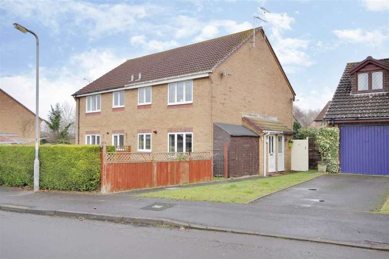 1 Bedroom End Of Terrace House for sale in Princess Mary Gardens, Ludgershall