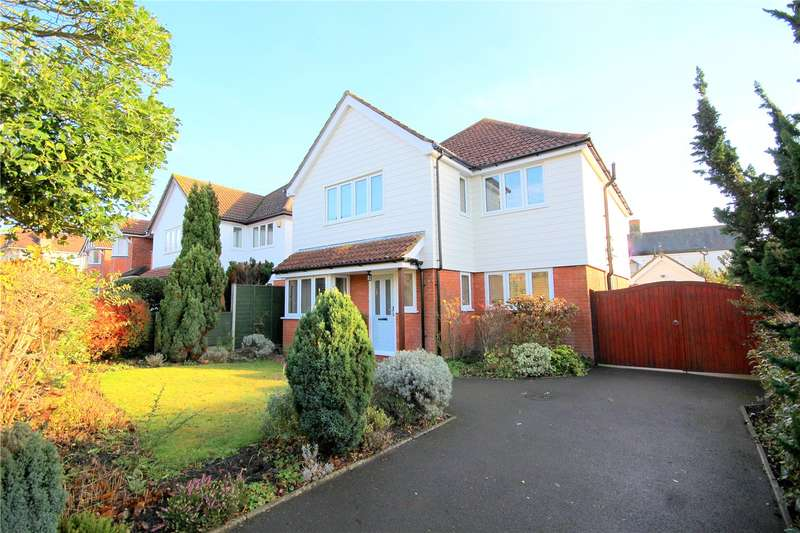 4 Bedrooms Detached House for sale in Glenair Avenue, Lower Parkstone, Poole, Dorset, BH14