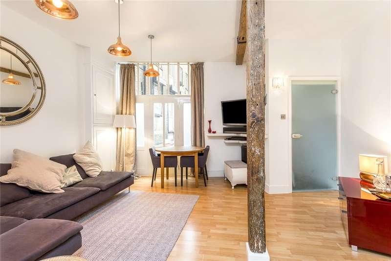 1 Bedroom Flat for sale in Swan Yard, London, N1