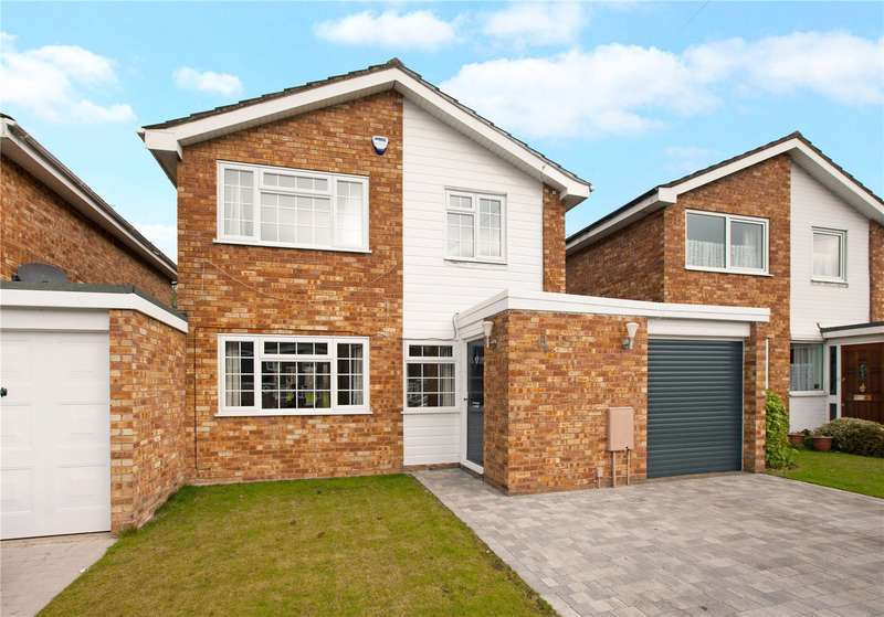 3 Bedrooms Detached House for sale in Copthorn Close, Maidenhead, Berkshire, SL6