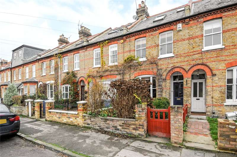 4 Bedrooms Terraced House for sale in Bolton Road, Windsor, Berkshire, SL4