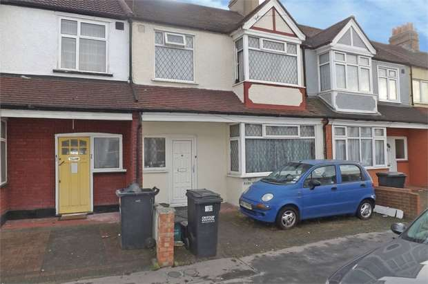 3 Bedrooms Terraced House for sale in Hartley Road, Croydon, Surrey