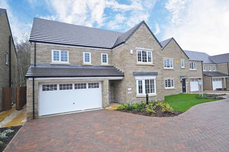 6 Bedrooms Detached House for sale in Kings Glade, Barnsley Road, Newmillerdam
