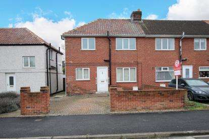 3 Bedrooms End Of Terrace House for sale in Broadway, Dunscroft, Doncaster