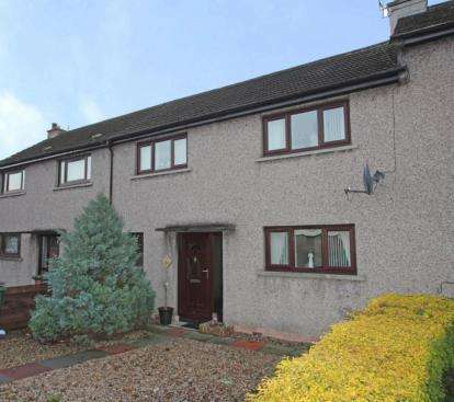3 Bedrooms Terraced House for sale in Kirkhill Terrace, Tillicoultry