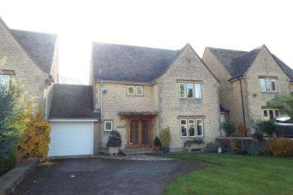 3 Bedrooms Link Detached House for sale in Bourton On The Hill, Moreton-In-Marsh
