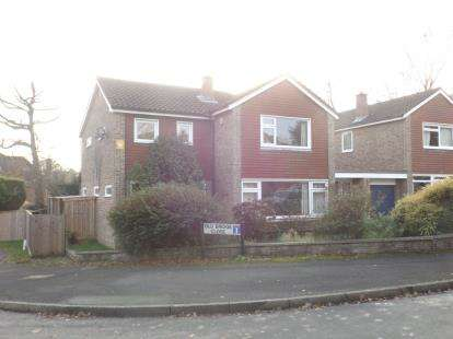 3 Bedrooms Detached House for sale in Bursledon, Southampton, Hampshire