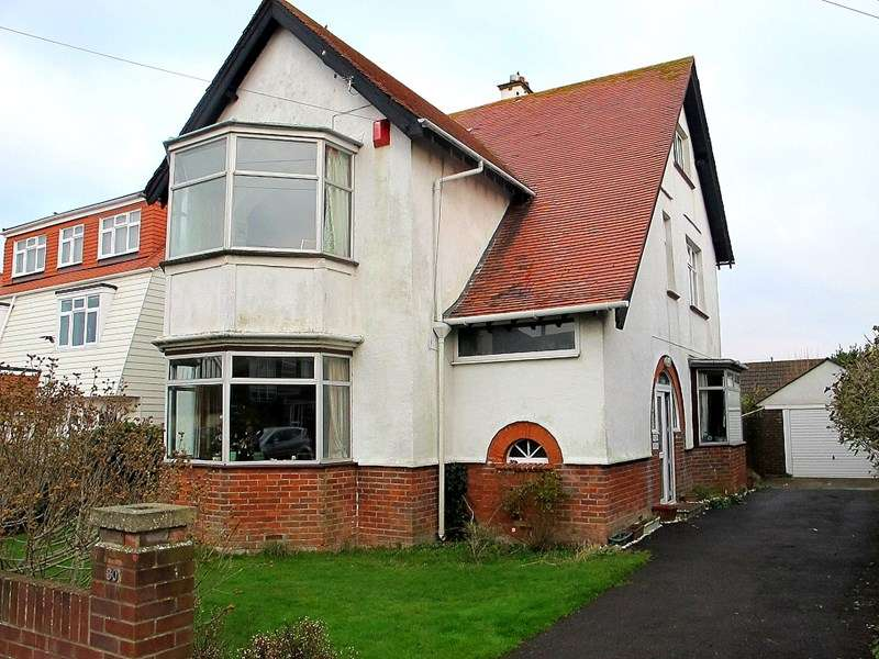 5 Bedrooms Detached House for sale in Montserrat Road, Lee-On-The-Solent