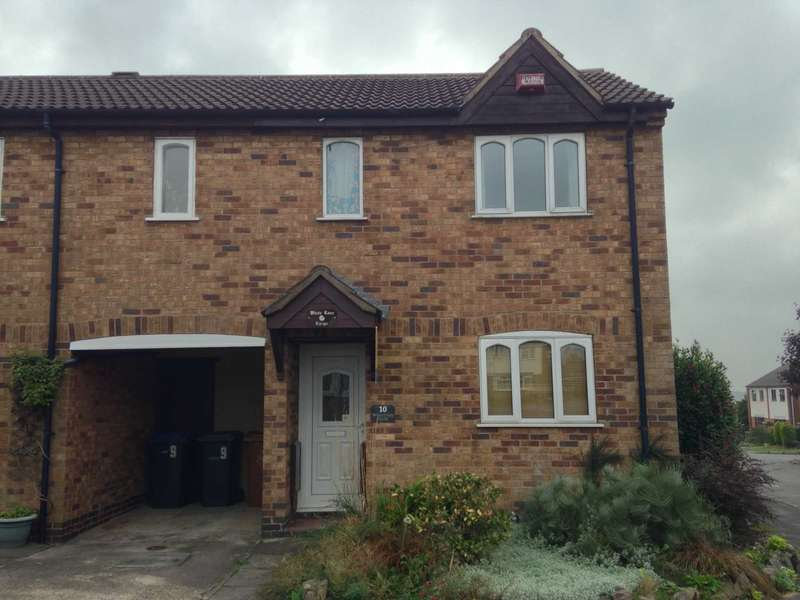 1 Bedroom Semi Detached House for sale in Woodhouse Close, Markfield