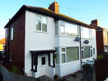 3 Bedrooms Semi Detached House for sale in Glan Y Don, Greenfield, Flintshire, CH8