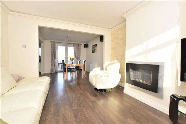 3 Bedrooms Terraced House for sale in Headford Avenue, St. George, BS5 8DP