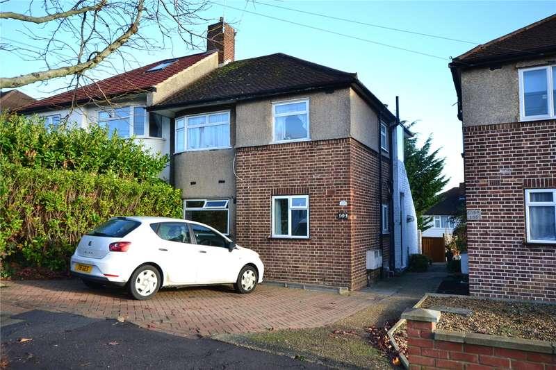 2 Bedrooms Apartment Flat for sale in Alverstone Avenue, East Barnet, Barnet, EN4