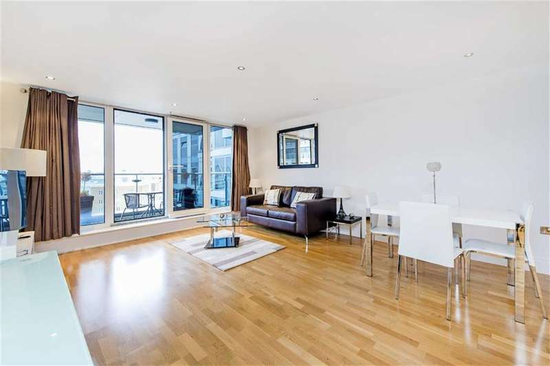 2 Bedrooms Flat for sale in Imperial Wharf, Fulham, London, SW6