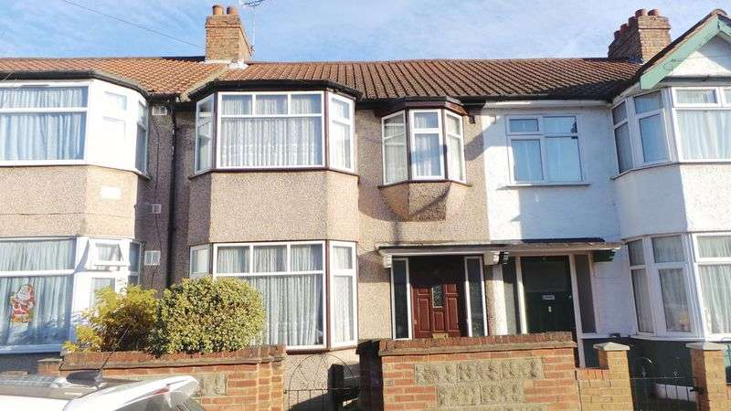 3 Bedrooms Terraced House for sale in Salmons Road, Edmonton, N9