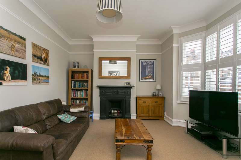 4 Bedrooms Terraced House for sale in Mossbury Road, London, SW11