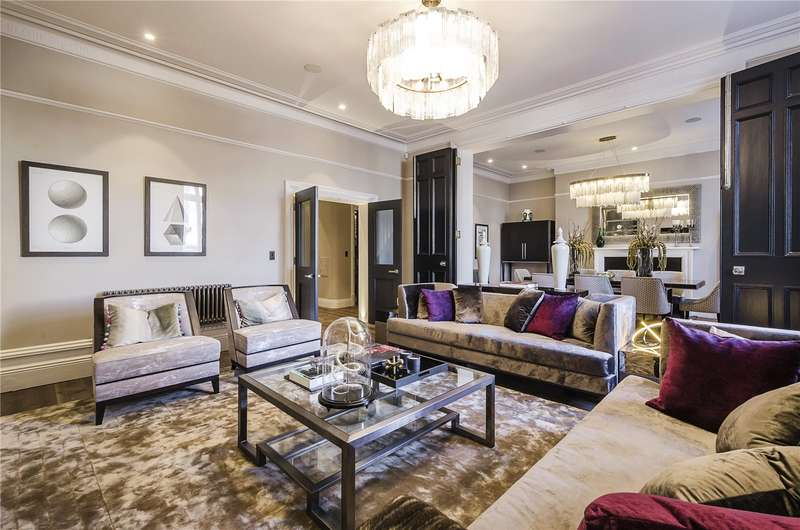 4 Bedrooms Flat for sale in Carlisle Mansions, Carlisle Place, London, SW1P