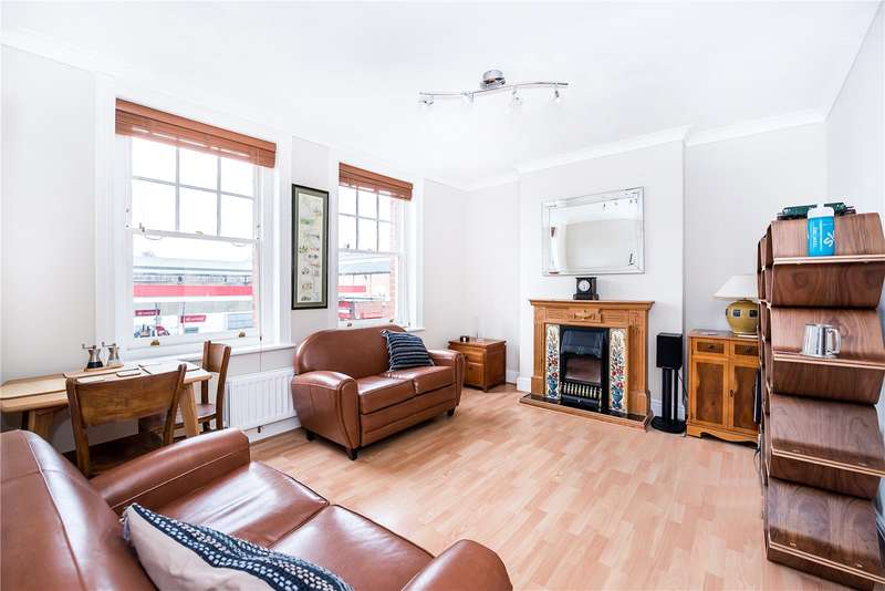 2 Bedrooms Flat for sale in Sheen Lane, East Sheen, SW14