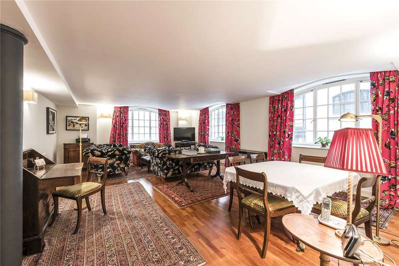 2 Bedrooms Flat for sale in Cardamom Building, 31 Shad Thames, London, SE1
