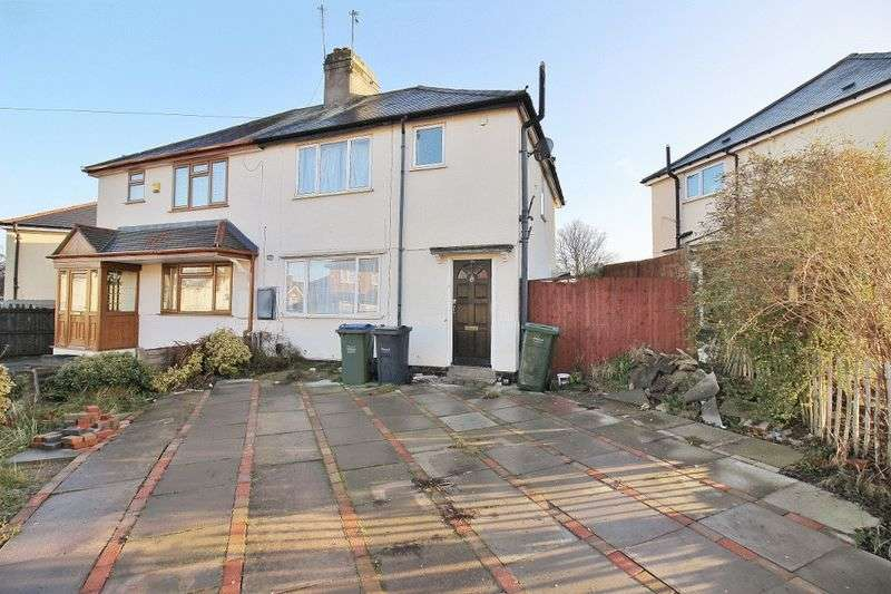 3 Bedrooms Semi Detached House for sale in Hales Road, Wednesbury