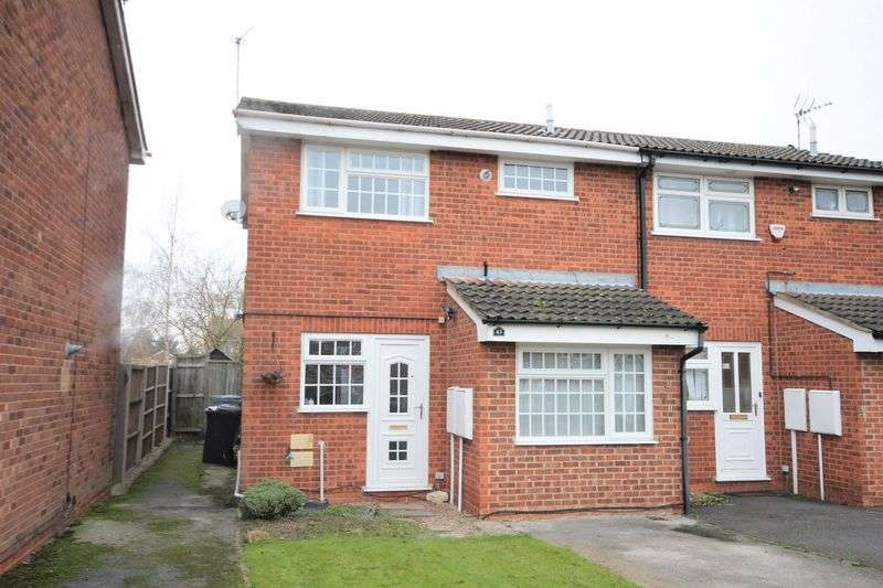 2 Bedrooms Semi Detached House for sale in GOODWOOD DRIVE, ALVASTON