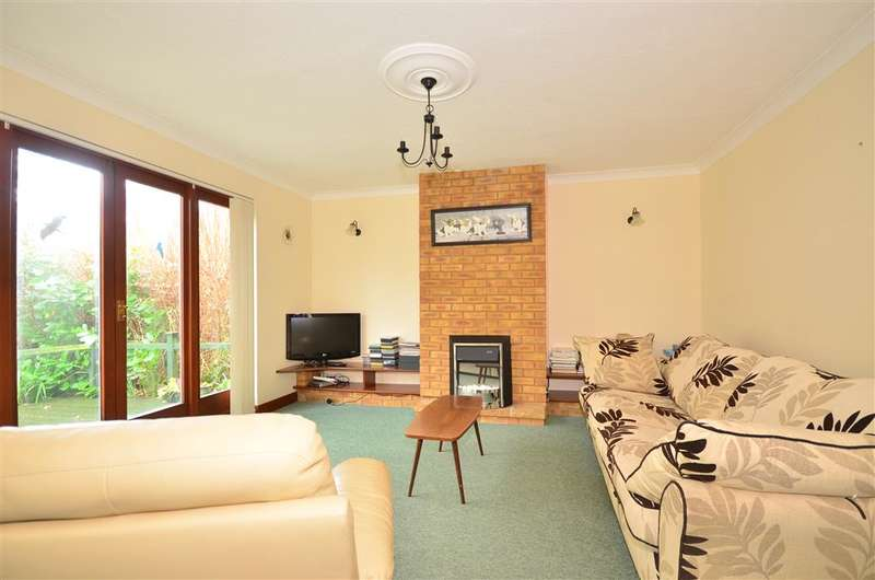 2 Bedrooms Detached Bungalow for sale in Forest Road, Winford, Sandown, Isle of Wight