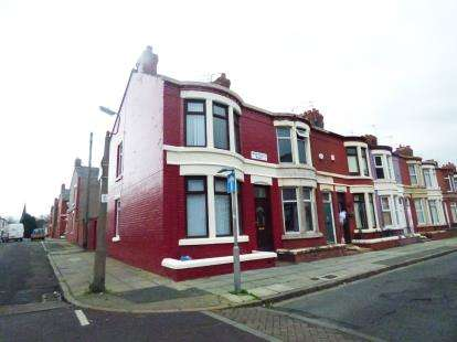 3 Bedrooms Terraced House for sale in Westdale Road, Wavertree, Liverpool, Merseyside, L15