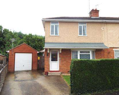 3 Bedrooms Semi Detached House for sale in Ransom Avenue, Worcester, Worcestershire