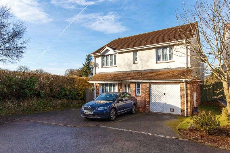 4 Bedrooms Detached House for sale in Taylors Field, North Tawton
