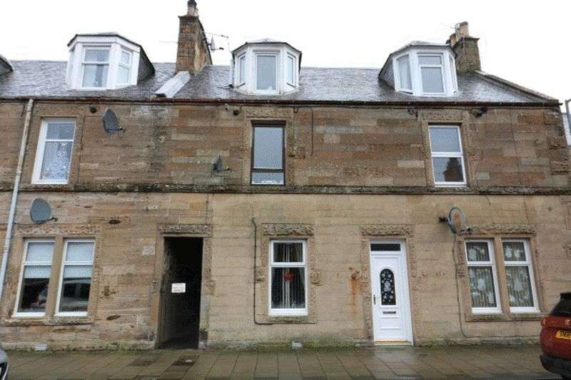 2 Bedrooms Flat for sale in 6/2 Hall Street, Innerleithen