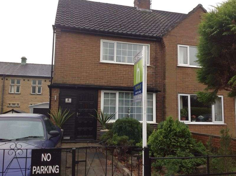 2 Bedrooms Semi Detached House for sale in Springfield Grove, Bingley