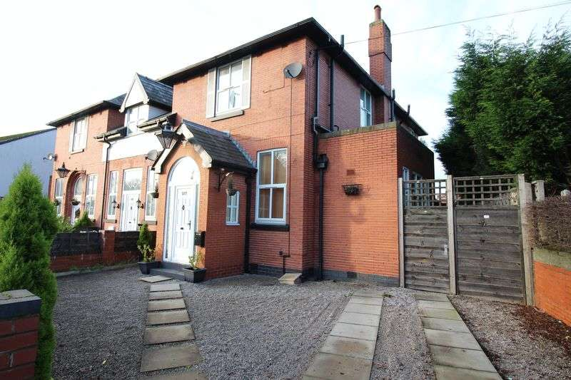 3 Bedrooms Mews House for sale in Moston Lane, Moston