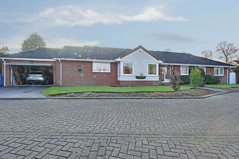 4 Bedrooms Detached Bungalow for sale in Hall Park, Swanland