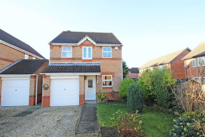 3 Bedrooms Detached House for sale in DARWIN COURT, GRIMSBY