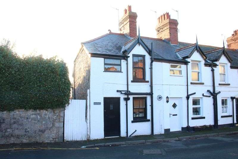 2 Bedrooms Terraced House for sale in Gwindy Street, Rhuddlan