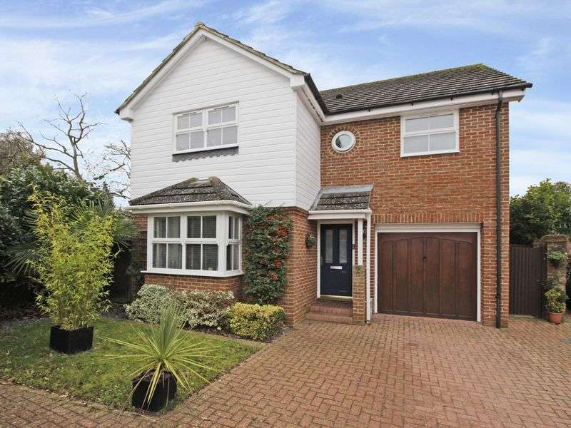 4 Bedrooms Detached House for sale in Immaculately presented modern detached four bedroom family home extending to over 1500 sq.ft