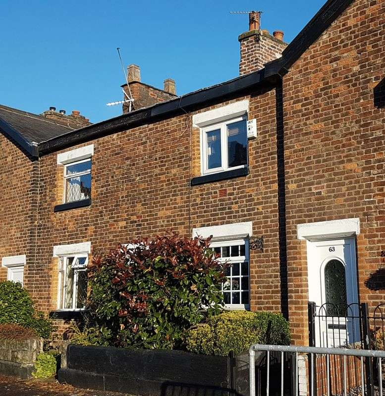 2 Bedrooms Terraced House for sale in Claremont Road, Salford