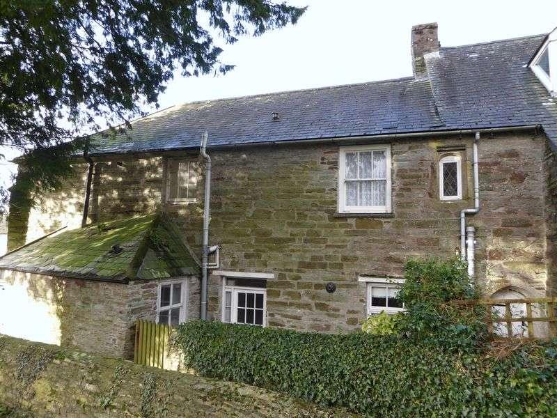 2 Bedrooms Terraced House for sale in Buckland Monachorum, Yelverton