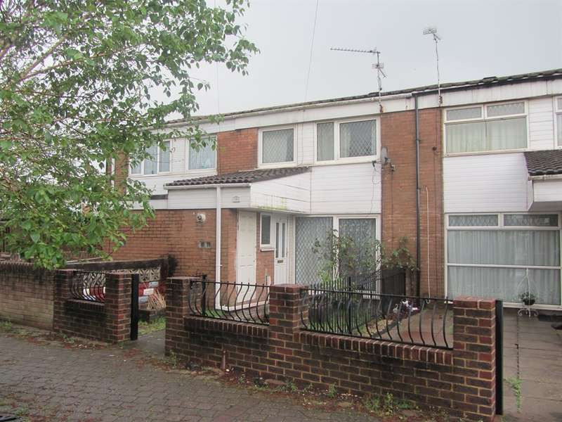 3 Bedrooms Terraced House for sale in Canton Court, Cardiff
