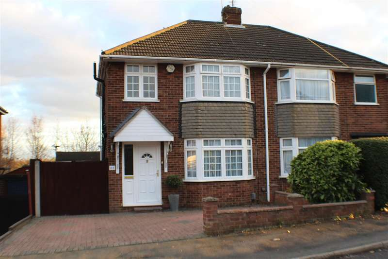 3 Bedrooms Semi Detached House for sale in Devon Road, Luton