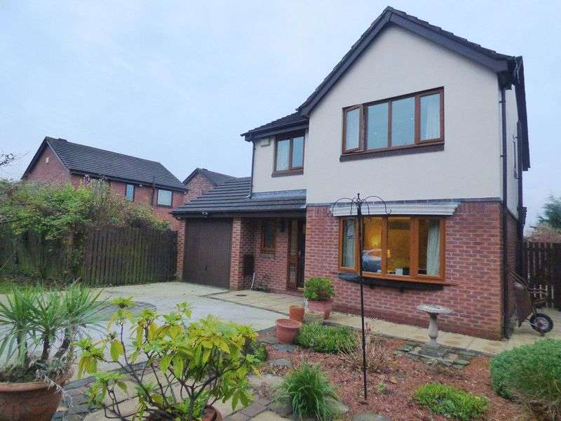 4 Bedrooms Detached House for sale in Hodder Avenue, Grosvenor Park