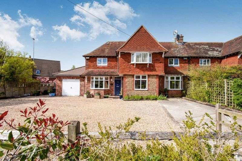 4 Bedrooms House for sale in Steep Marsh Cottages, STEEP MARSH, Hampshire